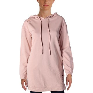 Honey Punch Womens Hoodie French Terry Oversized - S