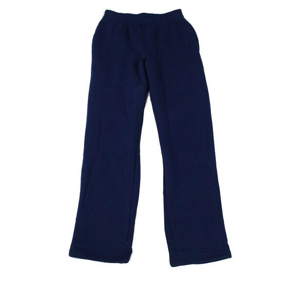 Ideology Mens Sweatpants Night Sky Blue Size XL Open Hem Fleece Lined. Opens flyout.