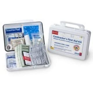 First Aid Only 9301-25P Firstaid Kit Stafta, 176 Pieces, 25 Person