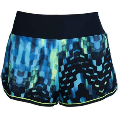 Asics Womens Everysport Short Athletic Shorts Shorts