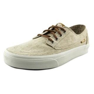 Vans Brigata Round Toe Canvas Sneakers