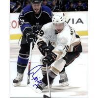 Signed McDonald Andy Anaheim Ducks 8x10 Photo autographed