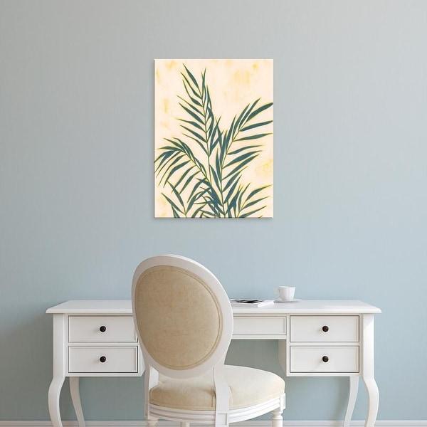 Easy Art Prints Grace Popp's 'Sunset Fronds II' Premium Canvas Art