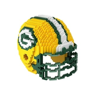 Green Bay Packers 3D Helmet Puzzle