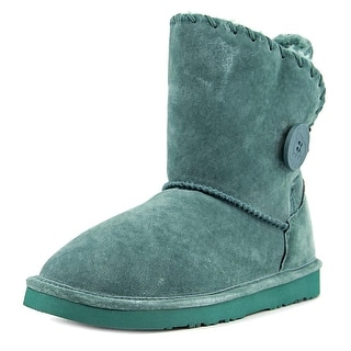 Lamo SNOWMASS-EMER Round Toe Leather Winter Boot