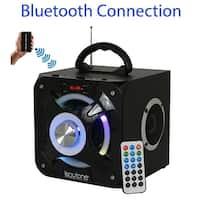 Boytone BT-32D Portable Bluetooth FM Radio Stereo speaker System, USB Port | SD card