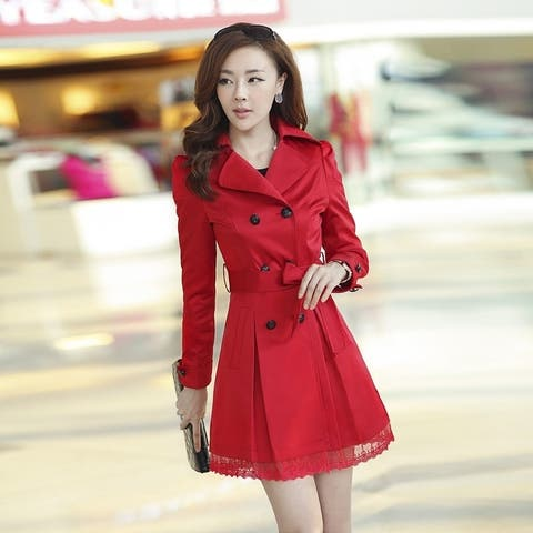 Clothes Long Coat On Cultivating New Women's Leisure Long Sleeve