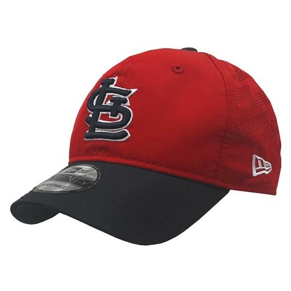 Shop New Era MLB St. Louis Cardinals Batting Practice Baseball Hat 9Twenty  Cap - Free Shipping On Orders Over  45 - - 20359231 d74e4cdba99