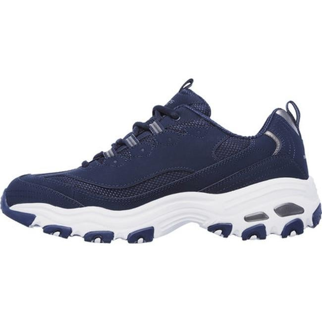 Skechers Men's D'Lites Sneaker Navy
