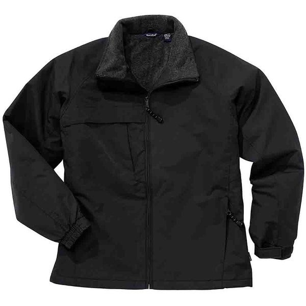 Navy River/'s End Fleece Lined Jacket     Outerwear Mens