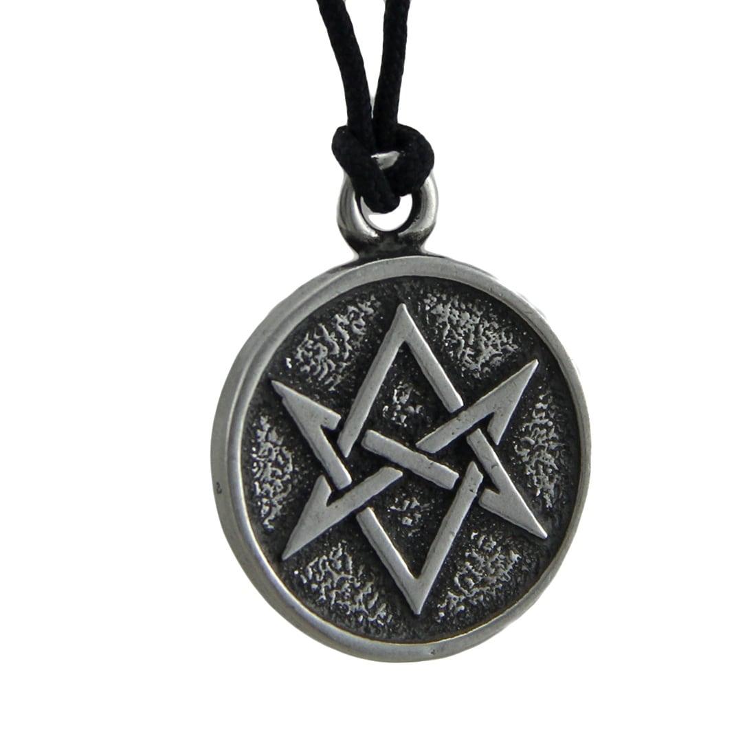 Magic Hexagram Charm Amulets of World pendant talisman