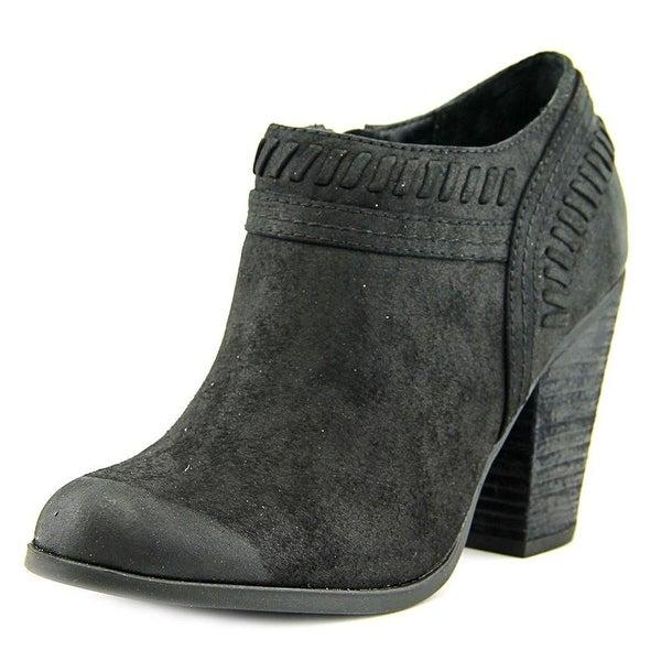 Carlos by Carlos Santana Womens Rollins Almond Toe Ankle Fashion Boots