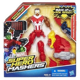 Marvel Super Hero Mashers Marvel's Falcon Figure