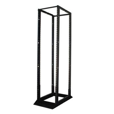 Tripp Lite 45U 4-Post Open Frame Rack, Network Equipment Rack, 1000 Lb. Capacity (Sr4post)