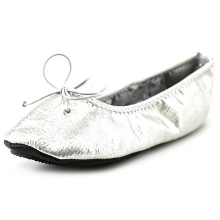 Natural Steps Fame Round Toe Synthetic Ballet Flats