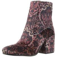 Lucky Brand Womens rainns Closed Toe Mid-Calf Fashion Boots