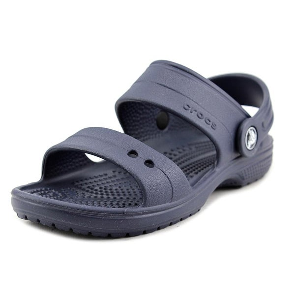 Crocs Classic Sandal K Youth Round Toe Synthetic Clogs