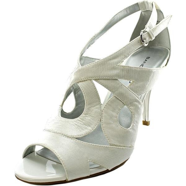Bandolino Janeta Women Open Toe Synthetic Sandals