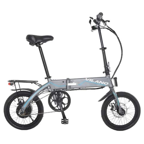 "Vilano Quark 16"" Electric Folding Bike"