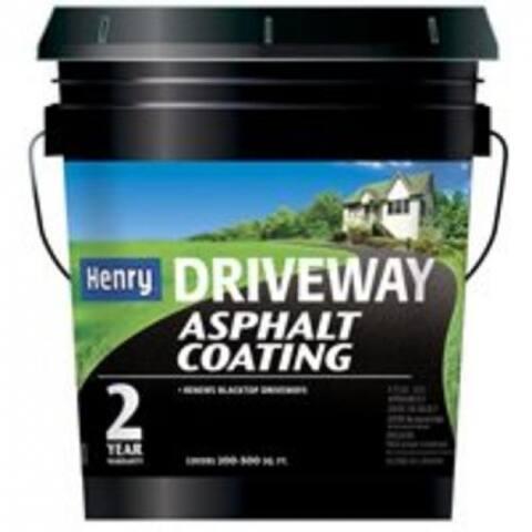 Henry HE130176 Driveway Asphalt Coating 5 Gal