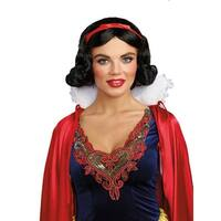 Fairytale Princess Adult Costume Wig - Black