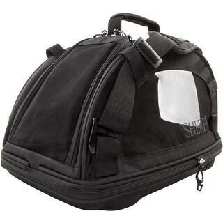 Large-Black - Sherpa Travel Comfort Ride Pet Carrier