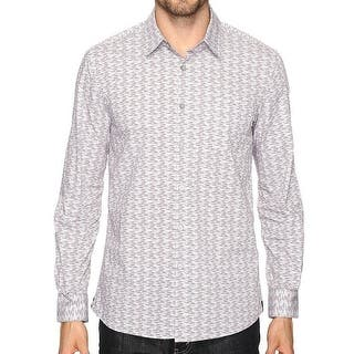 Kenneth Cole Reaction NEW Gray Mens Size Large L Button Down Shirt|https://ak1.ostkcdn.com/images/products/is/images/direct/0c51b76a119f2054238298a2e5f4e57d4923fb56/Kenneth-Cole-Reaction-NEW-Gray-Mens-Size-Large-L-Button-Down-Shirt.jpg?impolicy=medium
