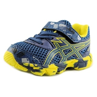 Asics Turbo Ts Toddler  Round Toe Synthetic Blue Sneakers