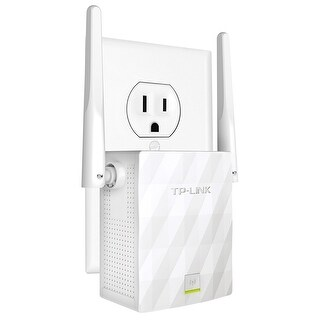 Tp-Link N300 Wi-Fi Range Extender, Ap Mode Supported, Works W/ Any Wi-Fi Router|https://ak1.ostkcdn.com/images/products/is/images/direct/0c531f17223ddadd755d17fd4b5cce5324b826fc/Tp-Link-N300-Wi-Fi-Range-Extender%2C-Ap-Mode-Supported%2C-Works-W--Any-Wi-Fi-Router.jpg?_ostk_perf_=percv&impolicy=medium