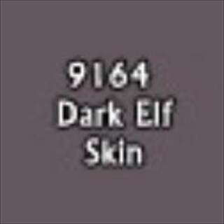 Reaper Miniatures 9164 Master Series Paint, Dark Elf Skin