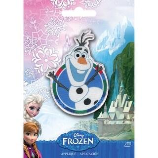 Disney Frozen Iron-On Applique-Olaf - olaf