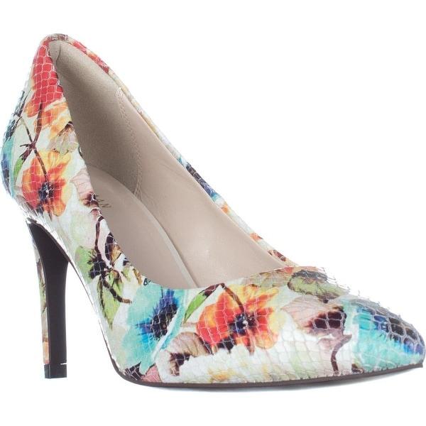 Cole Haan Amela Grand Dress Pumps, Floral Print - 7.5 us