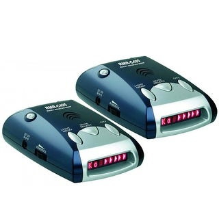 Rocky Mountain RMRC495 (2 Pack)  Radar/Laser Detector and Scrambler