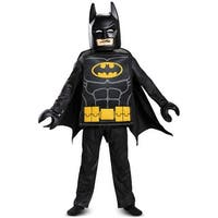 Disguise Batman LEGO Movie Deluxe Child Costume - Black