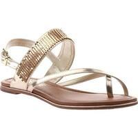 Madeline Women's Asa Sandal Bright Gold