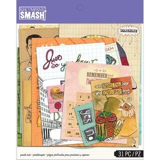 SMASH Punch-Out Assortment 31/Pkg-