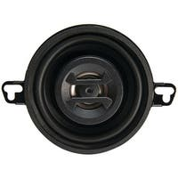 "HIFONICS ZS35CX Zeus Series Coaxial 4ohm Speakers (3.5"", 2 Way, 125 Watts max)"