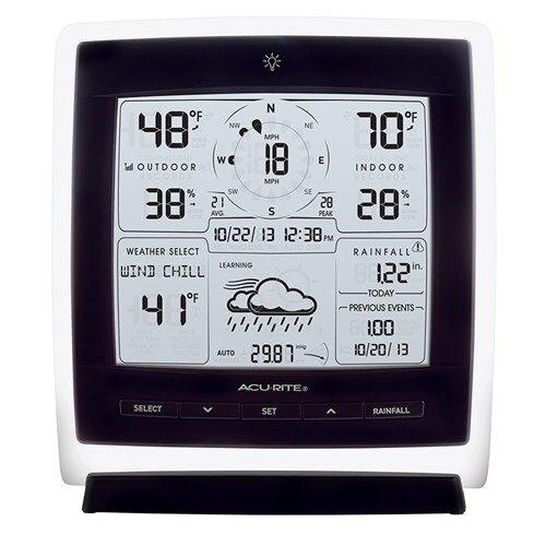 """AcuRite Pro 5-in-1 Weather Station 5-in-1 Weather Station"""