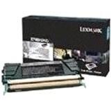 Lexmark X746H4KG Lexmark Toner Cartridge - Black - Laser - 12000 Page - 1 Pack