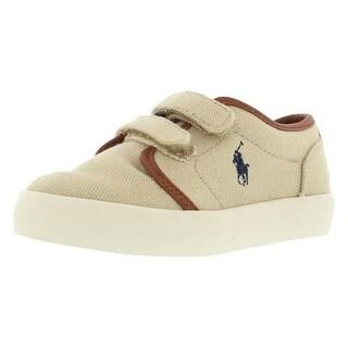 Polo Ralph Lauren Ethan Low Ez Boy's Shoes