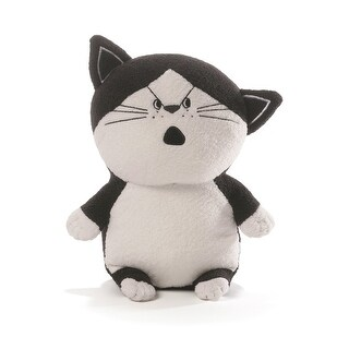 "Lupp the Cat Standing 10"" Beanbag Plush - multi"