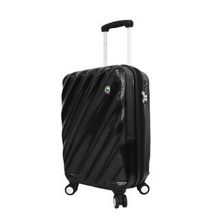 Mia Toro ITALY 20 Inch Onda Fusion Hardside Spinner Luggage