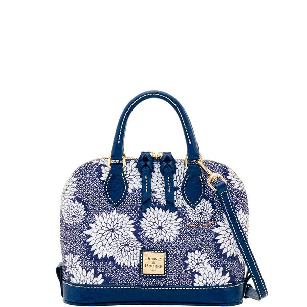Dooney & Bourke Zinnia Bitsy (Introduced by Dooney & Bourke at $178 in Apr 2017) - INDIGO