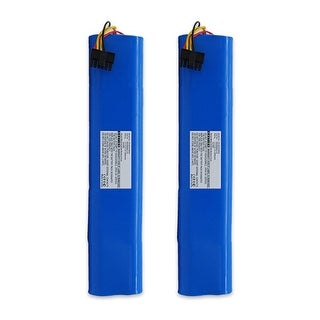 Replacement Battery for Neato Robotics NVX750VX (2-Pack) Battery for Neato Robotics NVX750VX