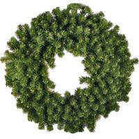 Christmas at Winterland WL-GWSQ-06 6 Foot Sequoia Wreath