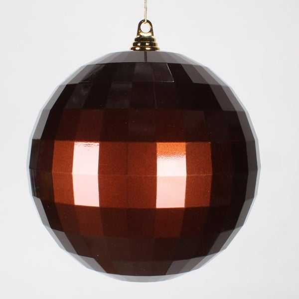 10'' Chocolate Candy Mirror Ball 1/Bag