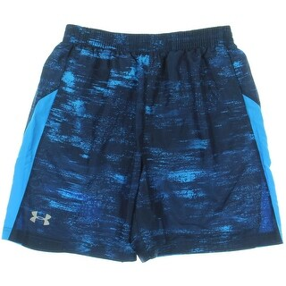 Under Armour Mens Printed Elastic Board Shorts - L