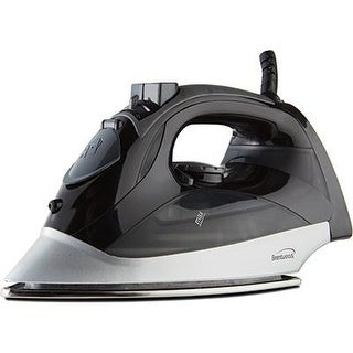 Brentwood Mpi-90B Stainless Power Steam Iron Plate, Black