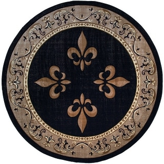Link to Porch & Den Date Hand-Carved Area Rug Similar Items in Transitional Rugs