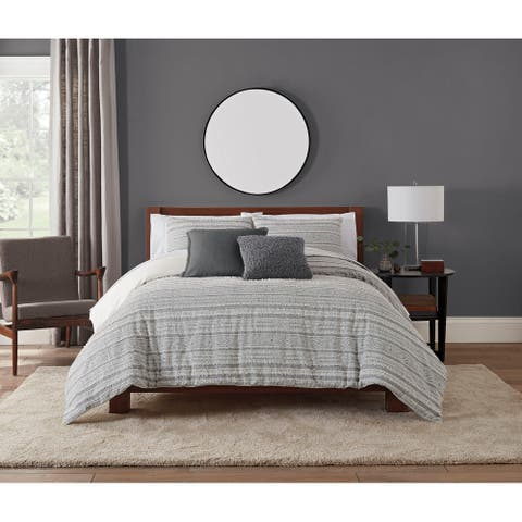 Brielle Home Santa Fe Duvet Cover Set